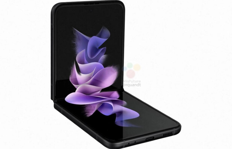 'Opvouwbare Samsung Galaxy Z Flip 3 te zien op officiële afbeeldingen'