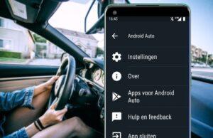 android auto voor smartphones
