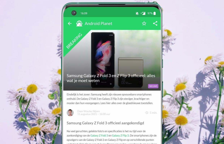 Het beste Android-nieuws: Samsung-vouwtelefoons, FlyTrap-malware en meer