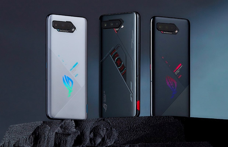 Asus ROG Phone 5s officieel: gamingsmartphone is nog sneller
