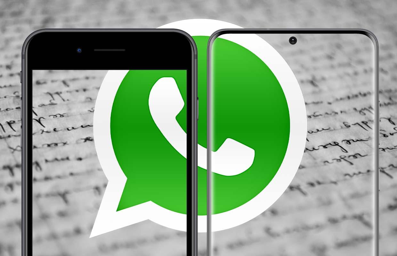 Goed nieuws: WhatsApp maakt migratie van iOS naar Android 12 mogelijk