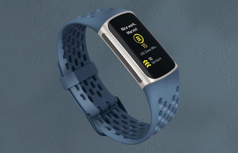 Fitbit Charge 5 officieel: dit is de nieuwe fitnesstracker