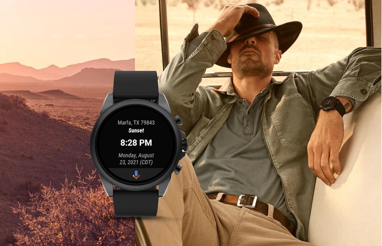 Fossil Gen 6-smartwatches officieel: om de pols met (in de toekomst) Wear OS 3
