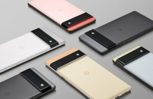 Google Pixel 6-serie