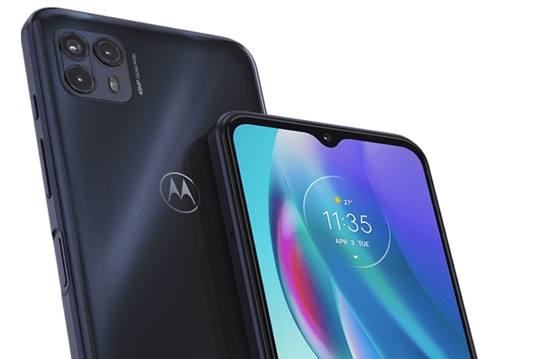 'Renders tonen nieuwe Motorola Moto G50 met 5G-ondersteuning'