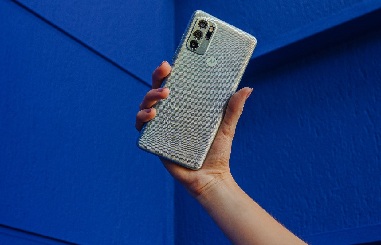 Motorola brengt Moto G60s met supersnelle oplader uit in Nederland