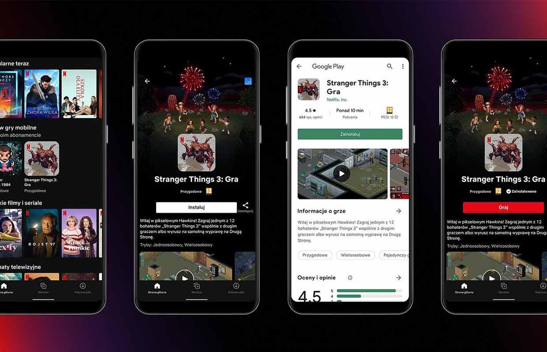 Gebruikers kunnen games in Netflix-app uitproberen