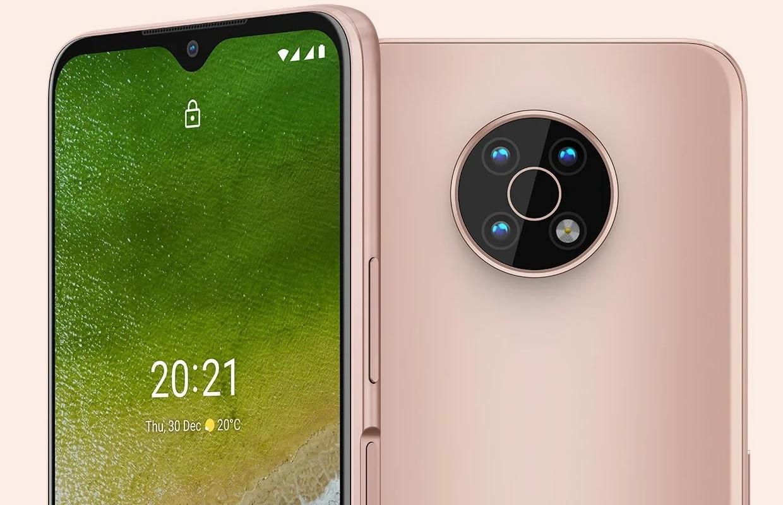 'Alles over Nokia G50 op straat: specificaties, afbeeldingen en prijs'