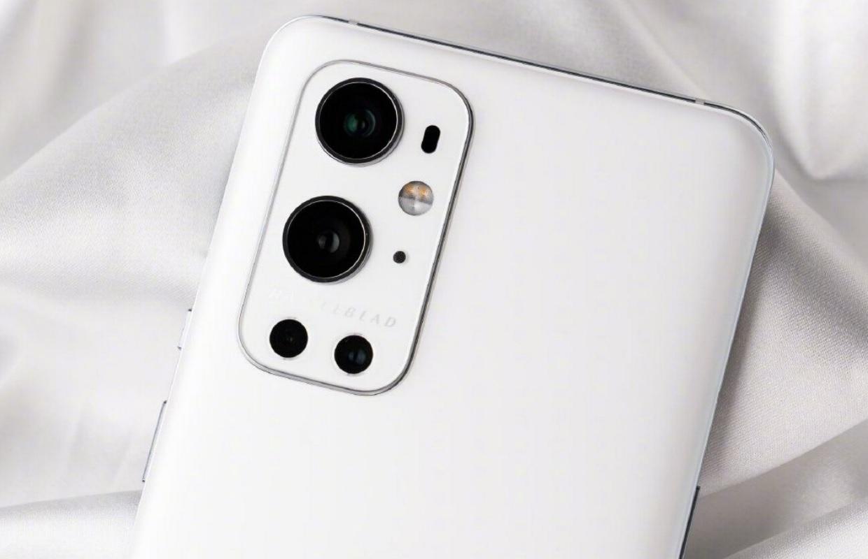 Dit is de nieuwe witte OnePlus 9 Pro met matte afwerking