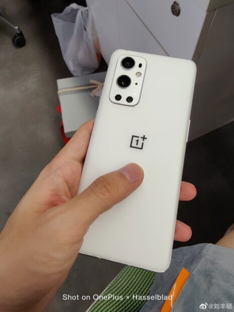 OnePlus 9 Pro - Pure White