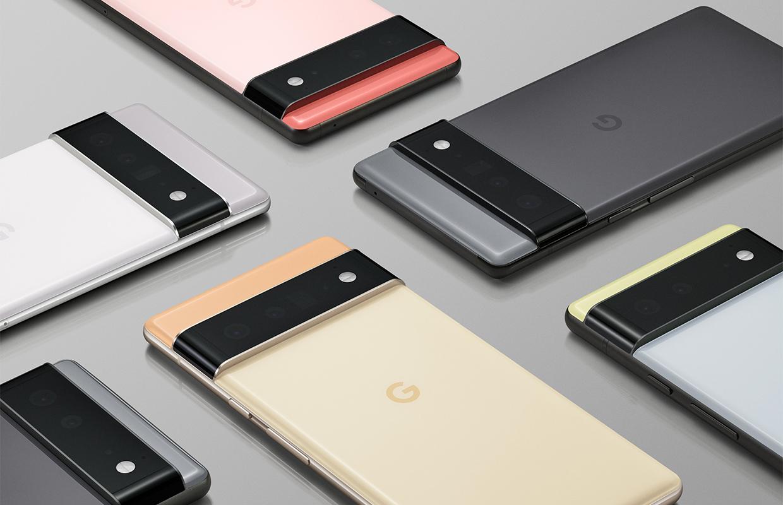Google toont Pixel 6 en Pixel 6 Pro: dit zijn de nieuwe smartphones