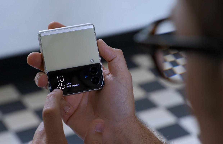 Samsung Galaxy Z Flip 3 review: klapper in een nieuwe richting