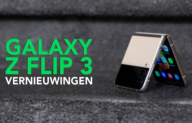 Video: de 3 beste verbeteringen van de Samsung Galaxy Z Flip 3