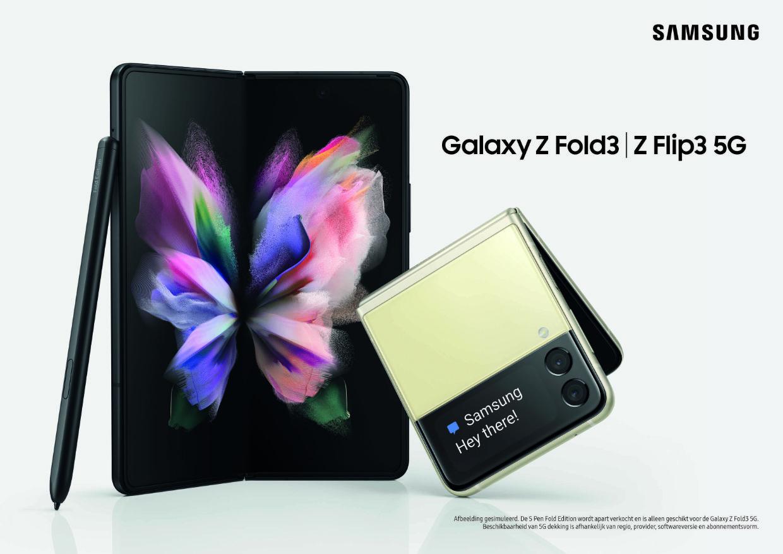 Dit zijn de 3 grootste vernieuwingen van de Samsung Z Fold3 en Z Flip3 5G (ADV)