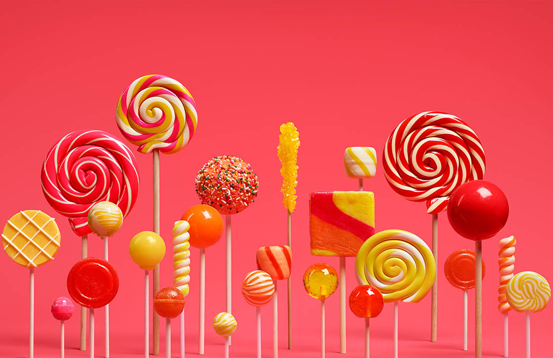 Android 5.0 Lollopop