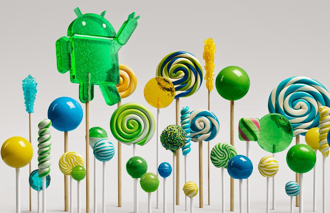 Android 5.1 lollopop