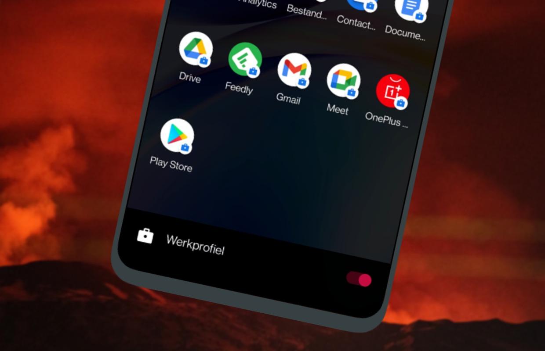 Scheid privé en zakelijk: zo maak je een werkprofiel in Android