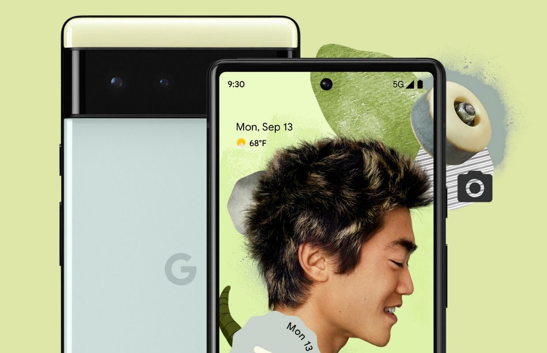 Gerucht: Google Pixel 6 kost 649 euro, Pixel 6 Pro 899 euro