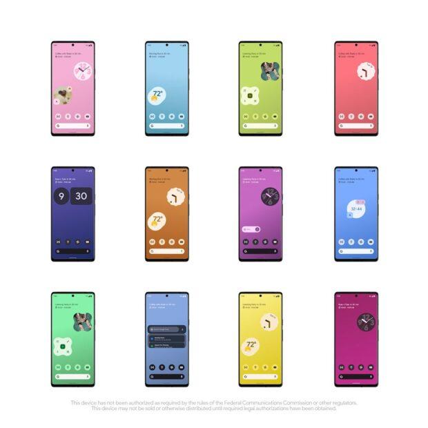 Google Pixel 6 - Instagram