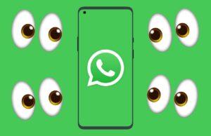 kan iemand whatsapp meelezen uitgelicht