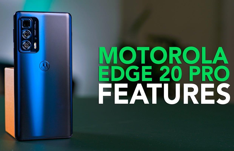 Motorola Edge 20 Pro-video: de 4 beste features op een rij