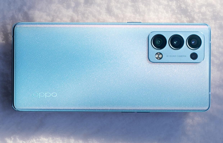 Oppo Reno 6 (Pro) officieel: midrange-smartphones voor fotografen