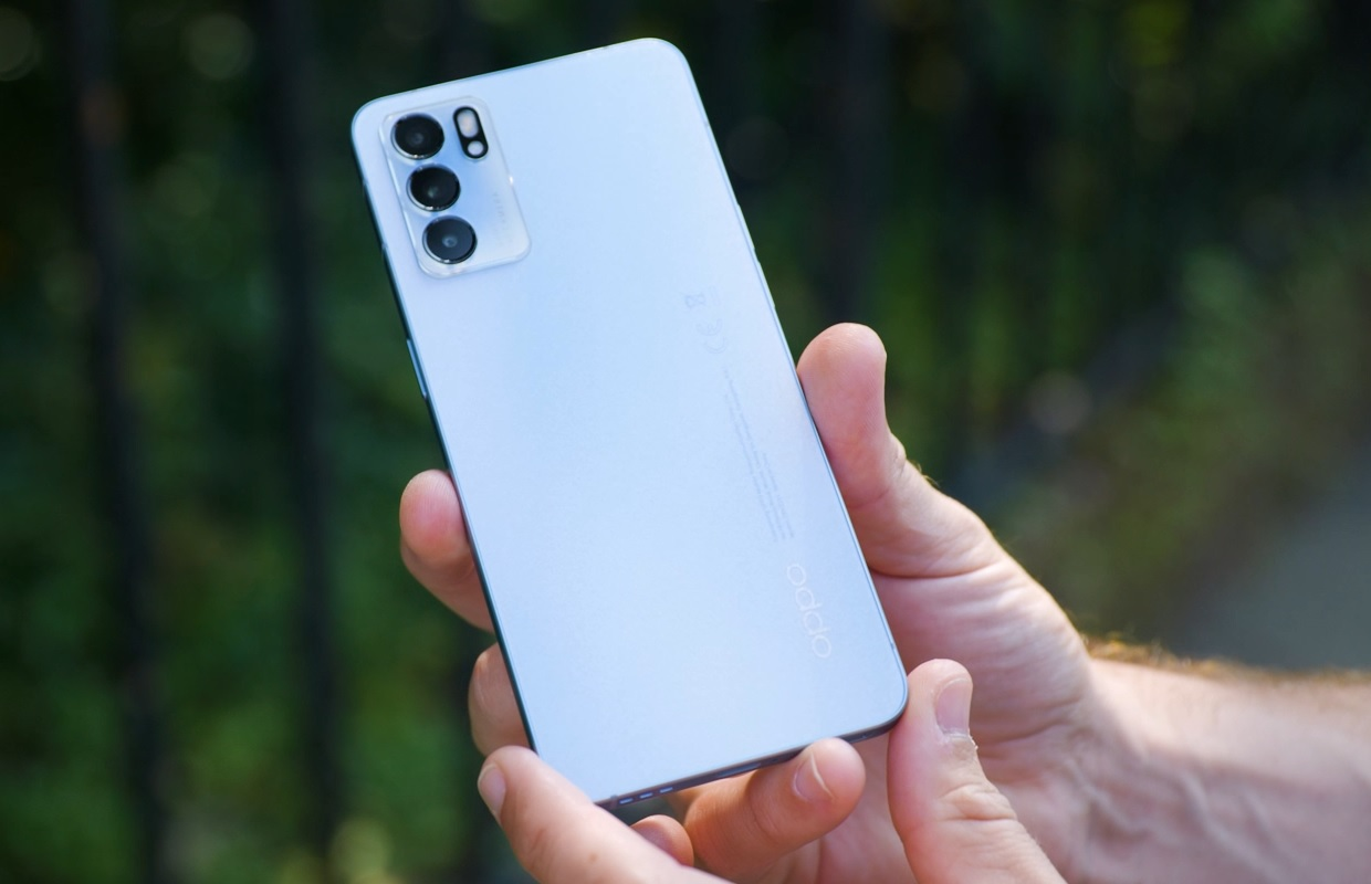 OPPO Reno6 review: drie Android Planet-lezers aan de slag (ADV)