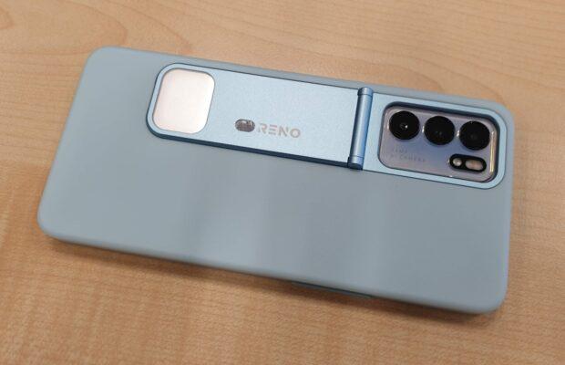 Oppo Reno 6 - gebruikersreview