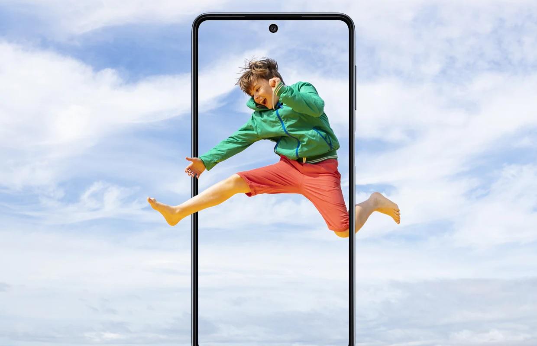 Samsung Galaxy M52 officieel: grootse smartphone met 5G