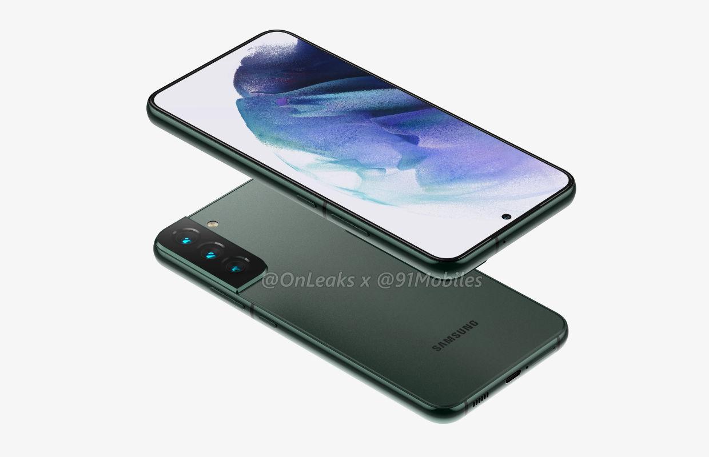 'Design Samsung Galaxy S22 lijkt op dat van de iPhone 13'