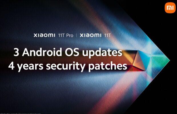 Xiaomi updatebeleid