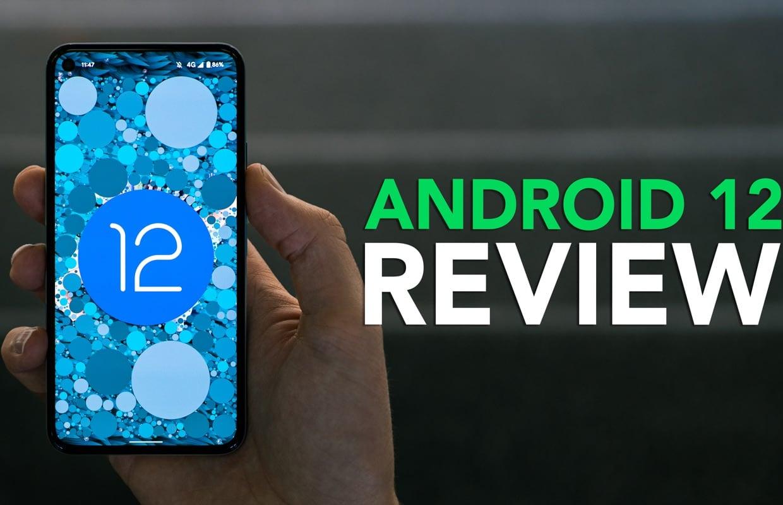 Android 12 videoreview: aan de slag met de grote update