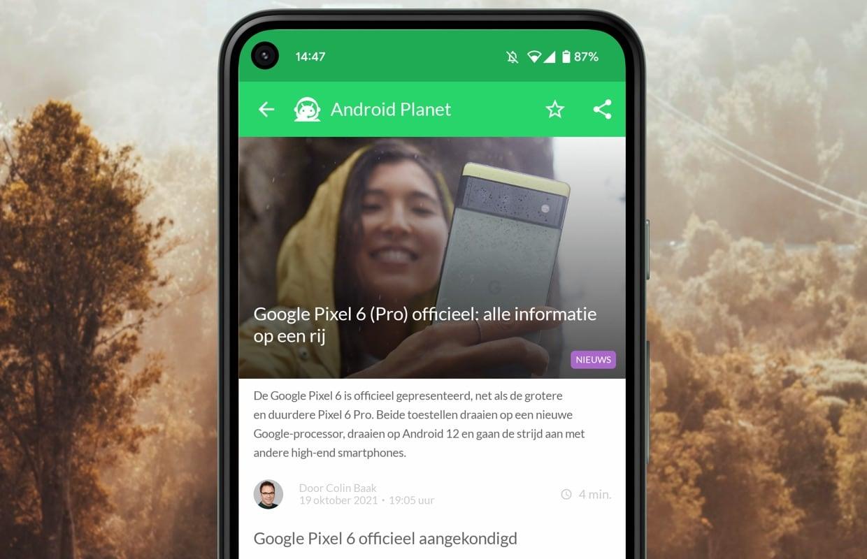 Het beste Android-nieuws: Google Pixel 6, Moto G51 gelekt en meer