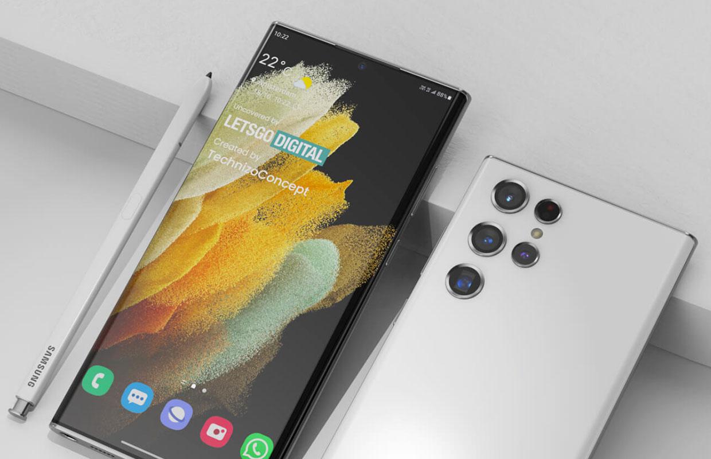 'Samsung Galaxy S22 Ultra laadt bijna twee keer sneller op dan S21 Ultra'