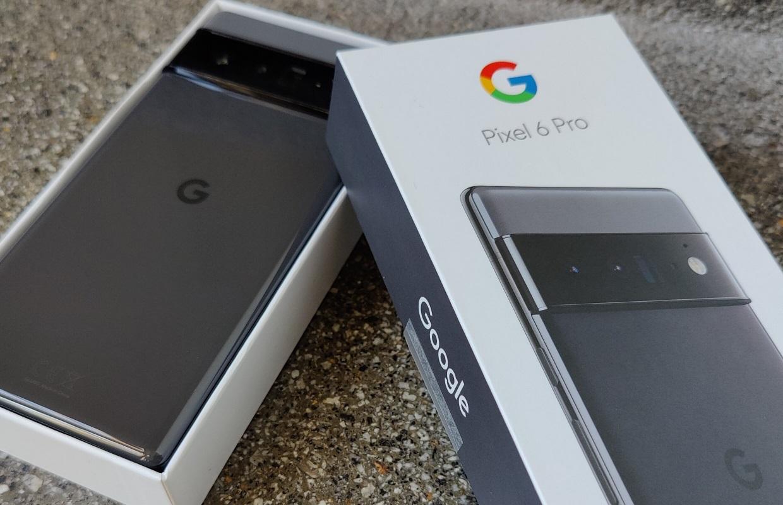 Preview: de eerste uren met de nieuwe Google Pixel 6 Pro