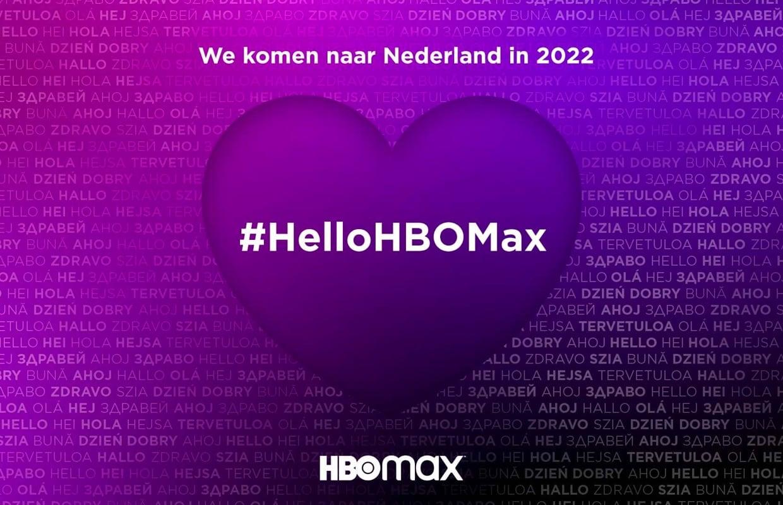 HBO Max naar Nederland: streamingdienst verschijnt in 2022