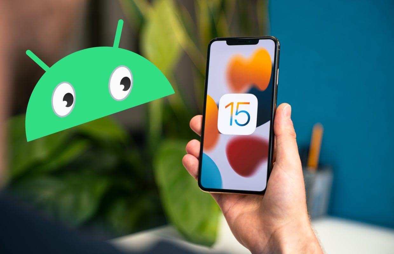 iOS 15 en Android: de functies die we al kennen (en nog willen)