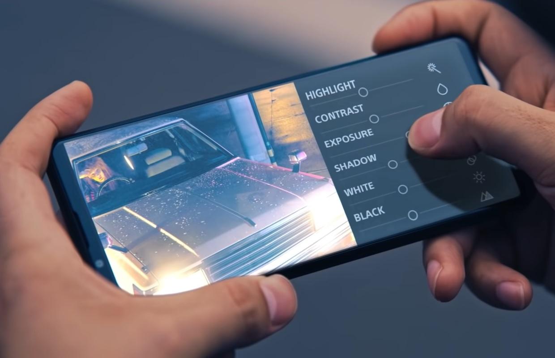 Sony Xperia Pro-I officieel: alle focus op de camera's