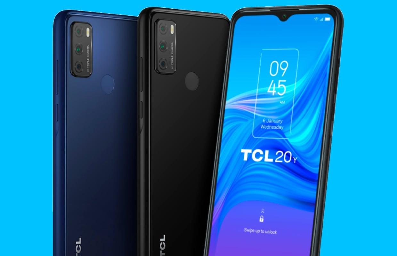 Dit zijn de TCL 20 Y en TCL 205: spotgoedkope Android-smartphones