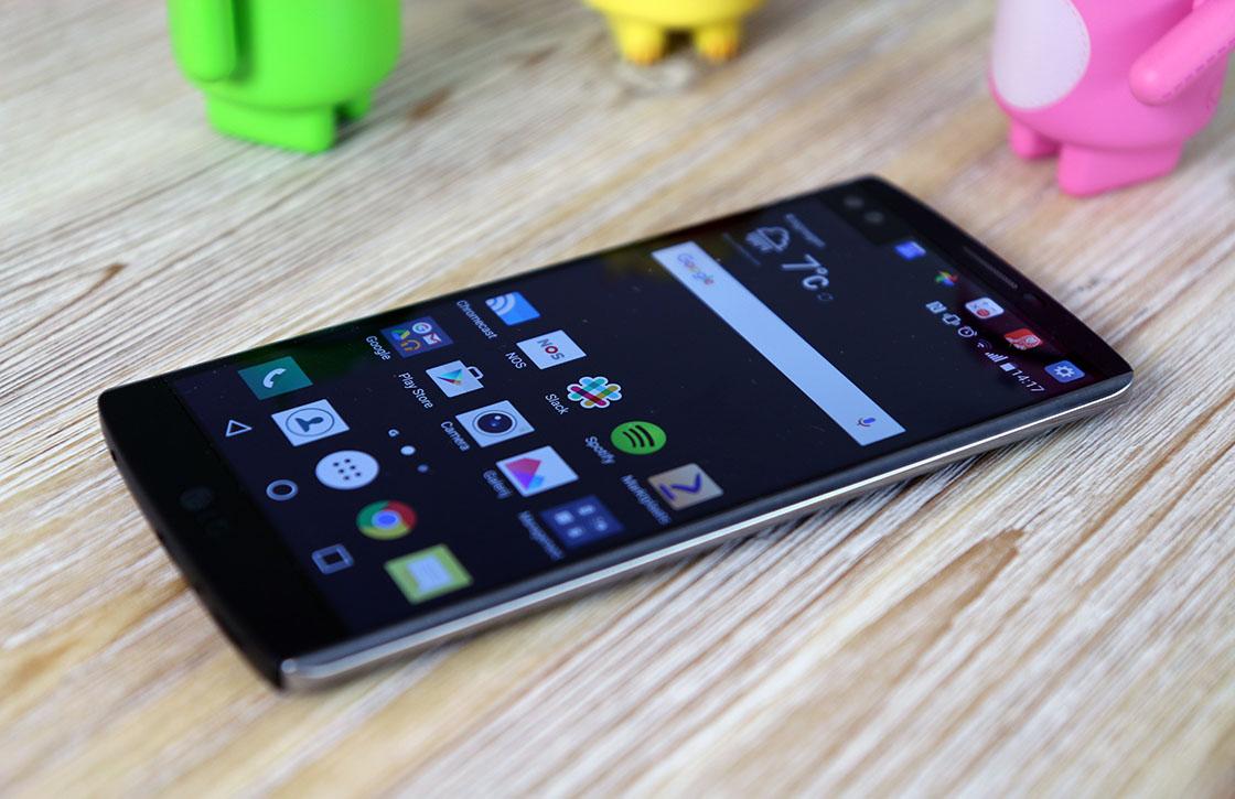 LG presenteert V20 met Android Nougat op 6 september