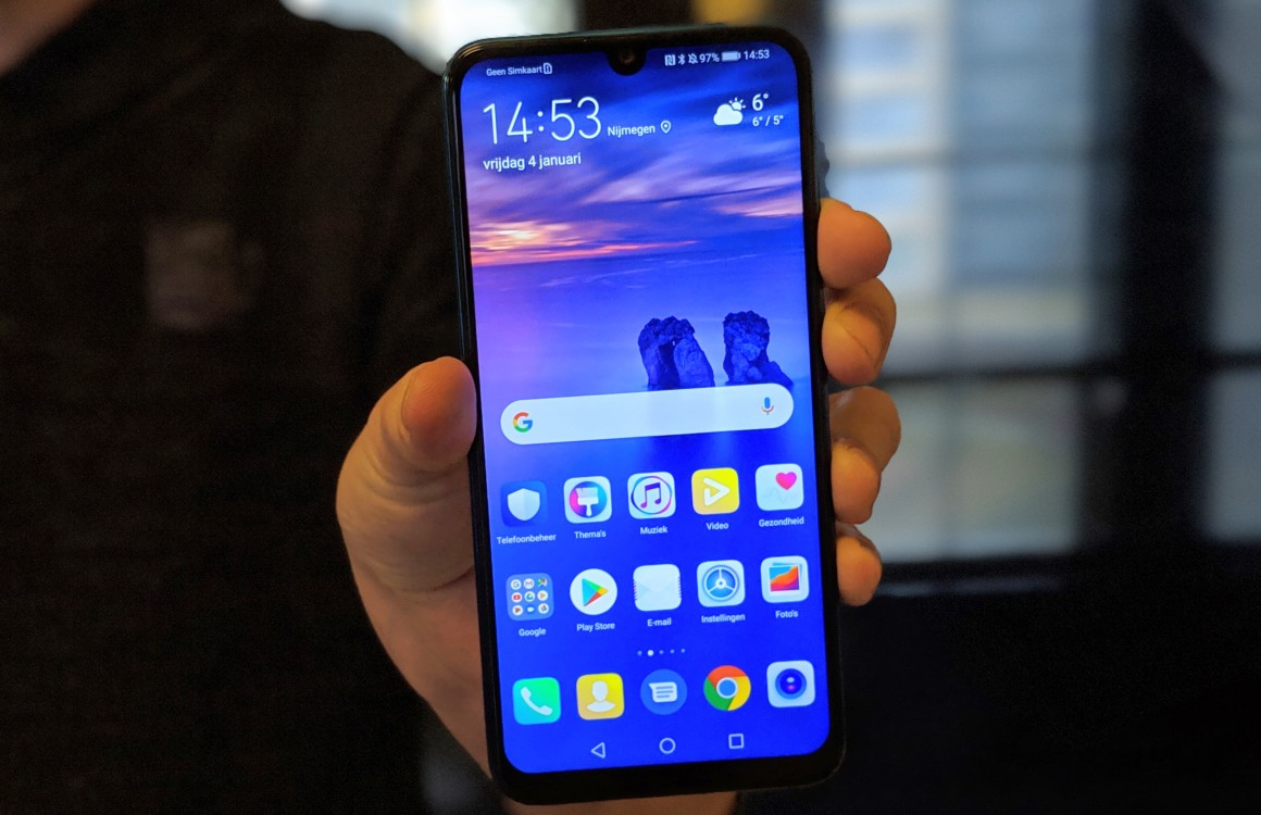 Huawei P Smart (2019) review