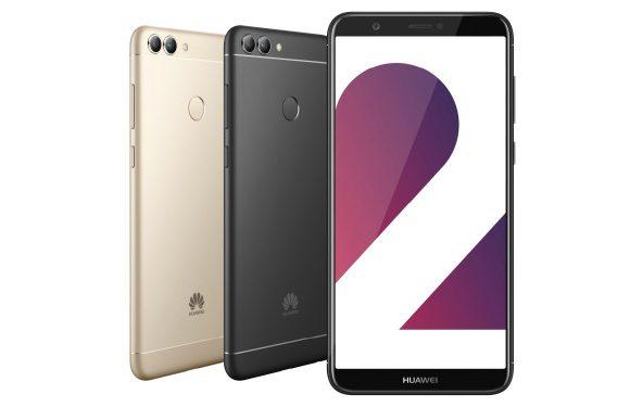 Huawei P Smart onthuld: budgetsmartphone met dubbele camera
