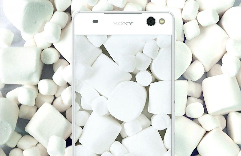 sony marshmallow-bèta