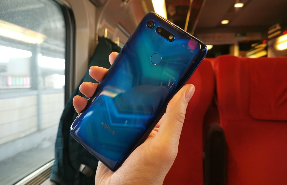 Honor View 20 preview