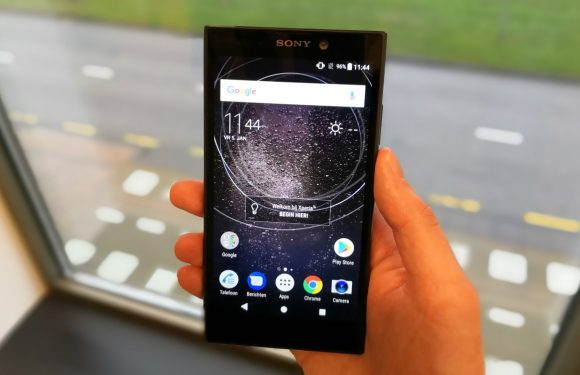 Sony Xperia L2 hands-on