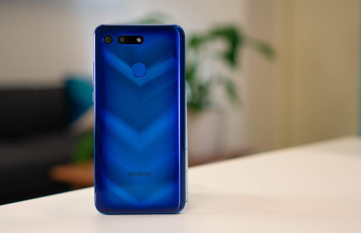 Honor Android Q-updates