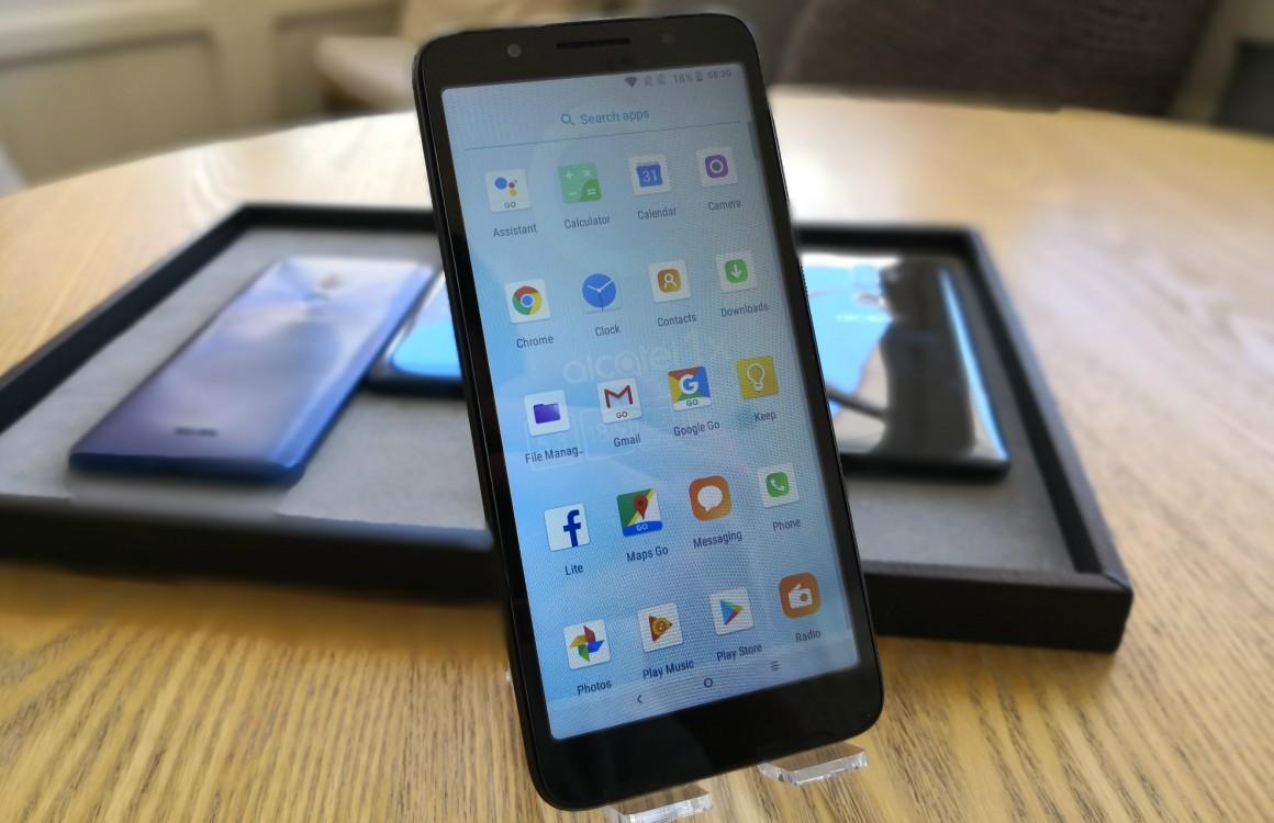 Round-up: de beste Android Go-smartphones op MWC 2018