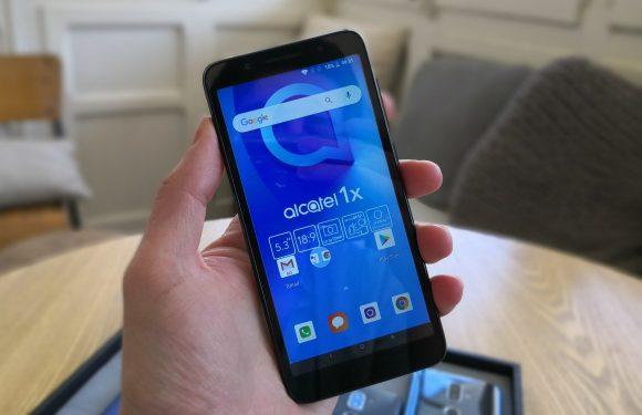 Primera start test met verkoop goedkope Alcatel-smartphones