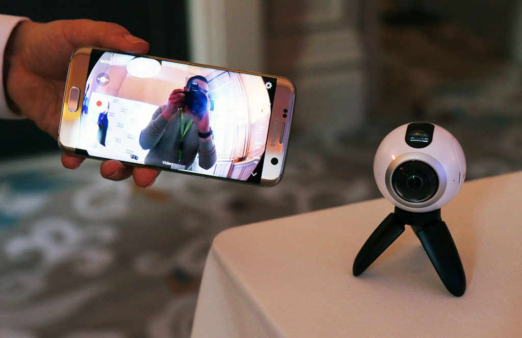 samsung gear 360 preview