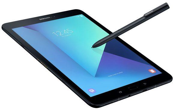 Samsung voorziet Galaxy Tab S3 van meegeleverde S Pen